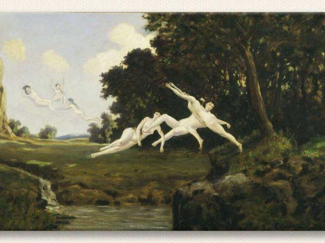 Louis Michel Eilhemius Akşam Rüzgarı