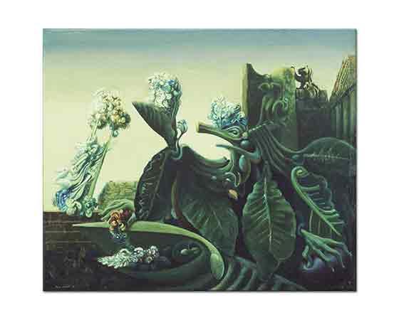 Max Ernst Su Perisinin Yankısı