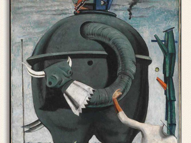 Max Ernst Celebes tablosu