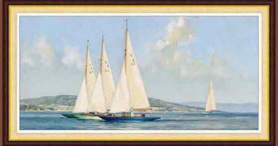 Montague Dawson hayatı ve eserleri