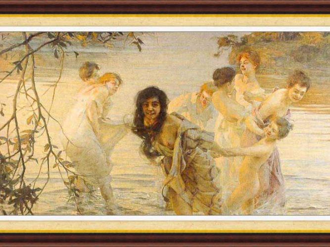 Paul Emile Chabas hayatı ve eserleri