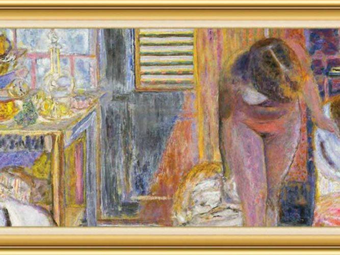 Pierre Bonnard hayatı ve eserleri