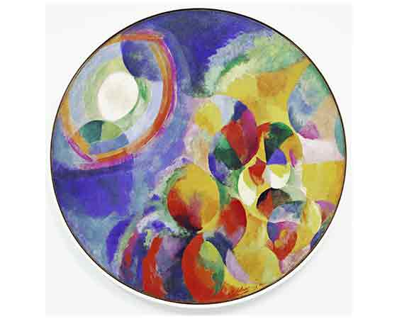 Robert Delaunay Güneş ve Ay