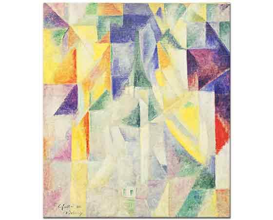 Robert Delaunay Pencereler