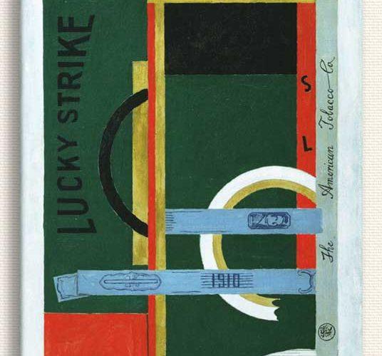 Stuart Davis Lucky Strike tablosu