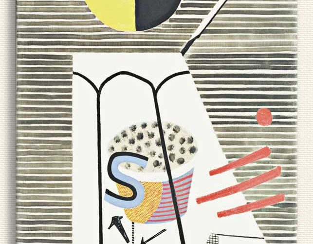 Stuart Davis Tuzluk tablosu