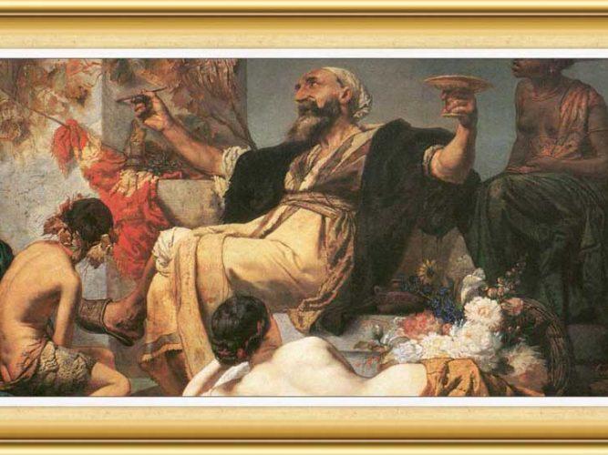 Anselm Feuerbach hayatı ve eserleri