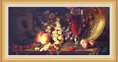 Blaise Alexandre Desgoffe hayatı ve eserleri