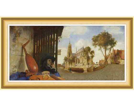 Carel Fabritius hayatı ve eserleri