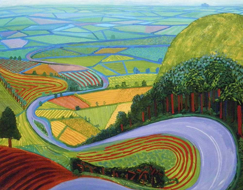 David Hockney Yol