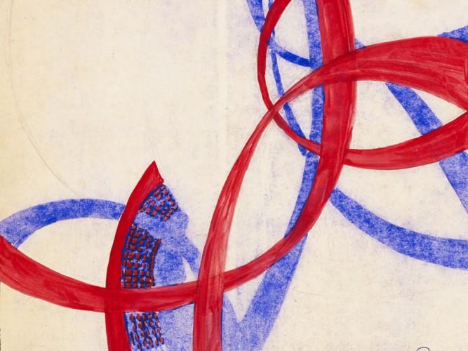 Frantisek Kupka iki renk arasında füg 02