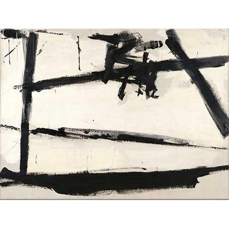 Franz Kline Resim No 02