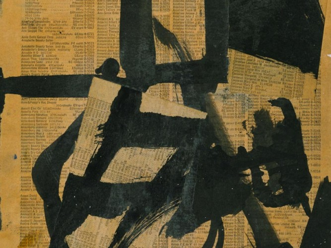 Franz Kline isimsiz 03