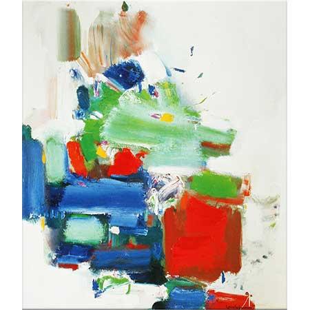 Hans Hofmann Sanat Aşk Gibi Özveridir