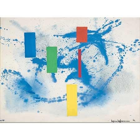 Hans Hofmann Aşk Şiiri