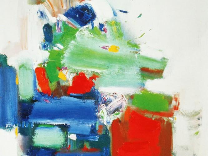 Hans Hofmann Aşk Sanat gibi özveridir