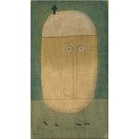 Paul Klee Korkunun Maskesi