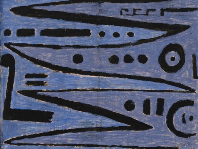 Paul Klee Kahramanca Dokunuşlar