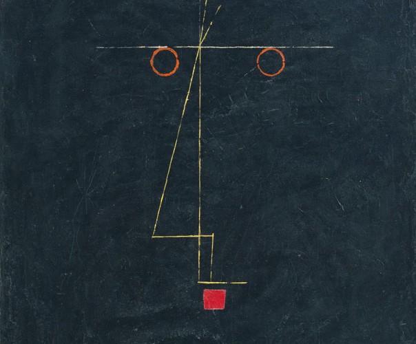Paul Klee Sanatçı Portresi