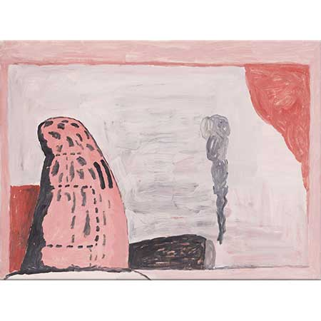 Philip Guston İsimsiz 02