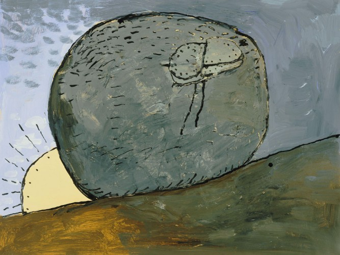 Philip Guston isimsiz 01