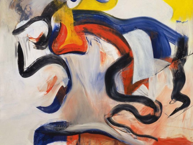 Willem de Kooning isimsiz 05