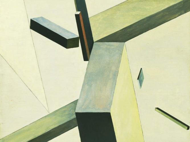 El Lissitzky Kompozisyon 02