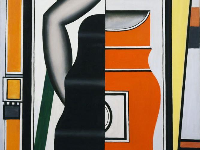 Fernand Leger Ayna