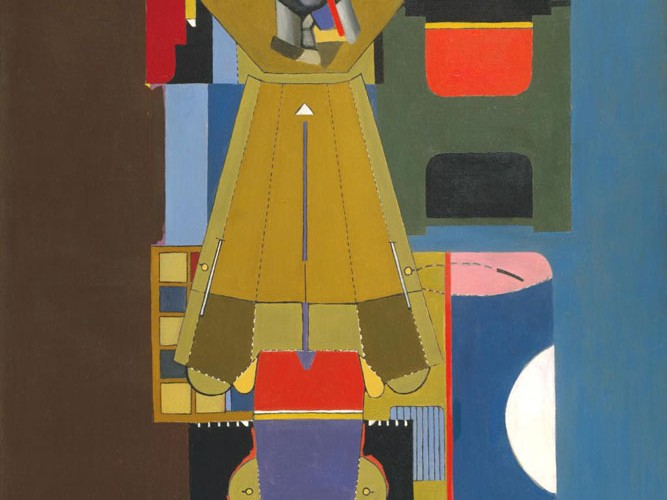 Richard Lindner Strangerno 02