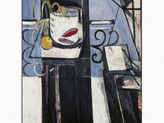Henri Matisse Altın Balığı ve Palet