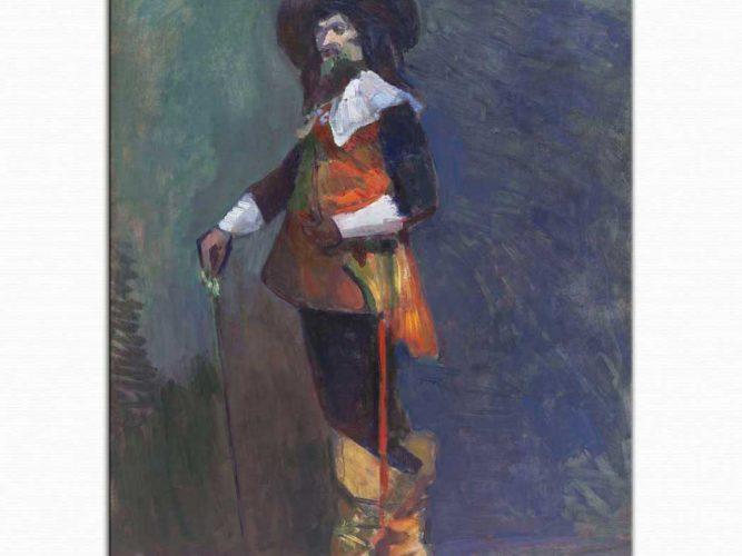 Henri Matisse Silahşör