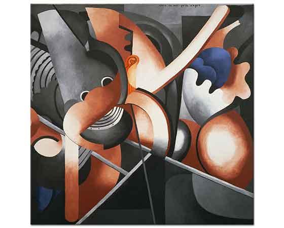 Francis Picabia Bunun Benimle Yapacakları Var