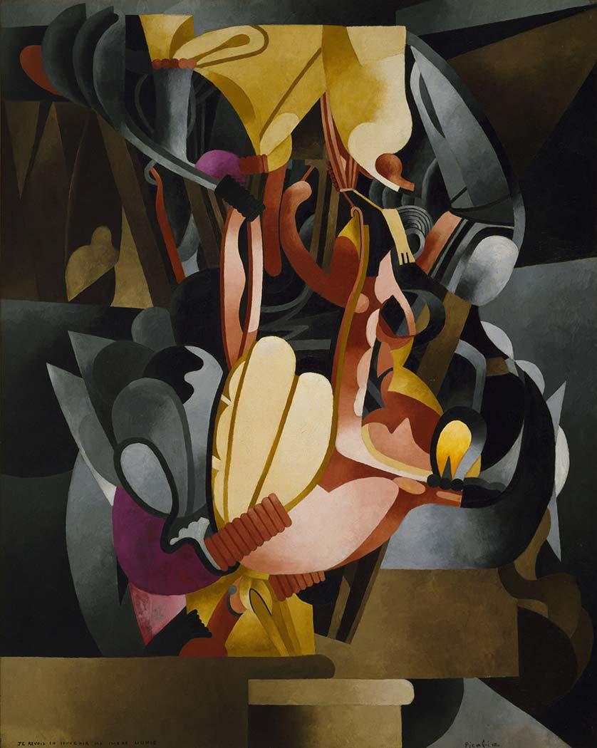Francis Picabia Sevgili Udnie Anısına Görüşürüz