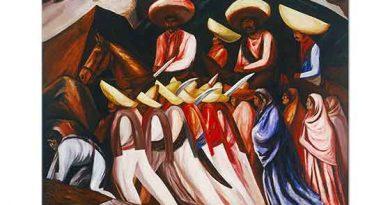 Jose Clemente Orozco Zapatista Gerillaları