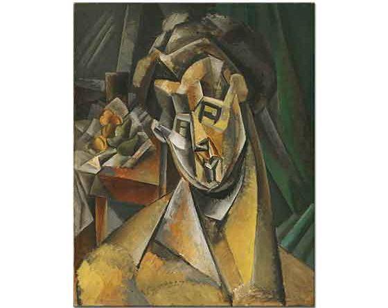 Pablo Picasso Armutlar ve Kadın
