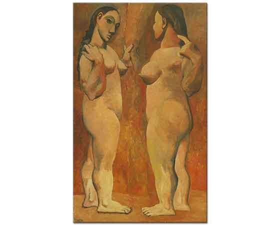 Pablo Picasso iki çıplak