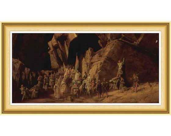 Adrien Dauzats hayatı ve eserleri
