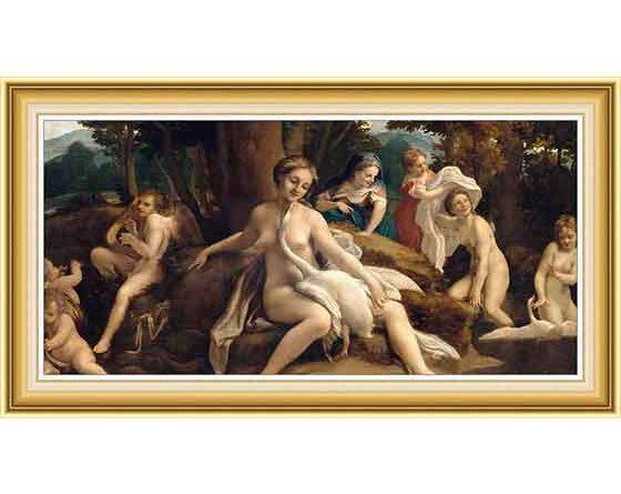Antonio da Correggio hayatı ve eserleri