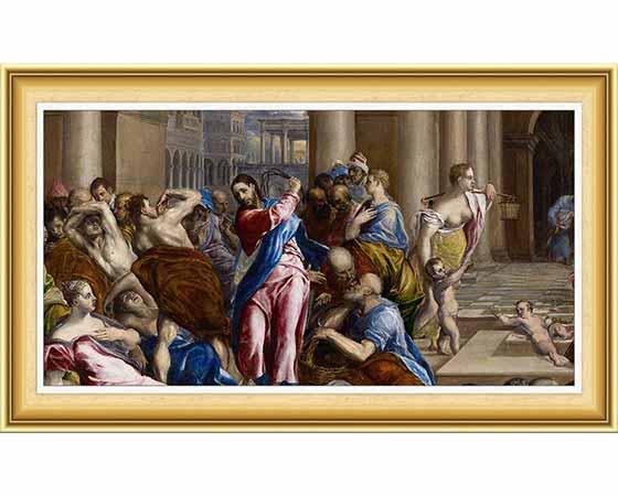 El Greco Hayatı ve Eserleri
