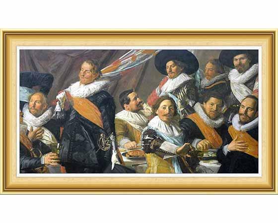 Frans Hals Hayatı ve Eserleri