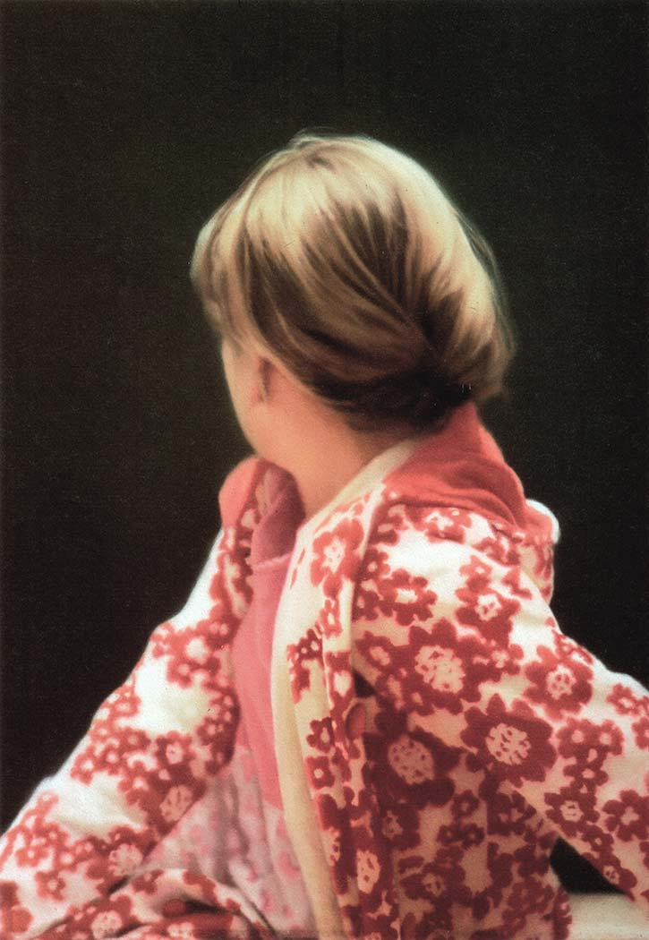 Gerhard Richter Betty Portresi