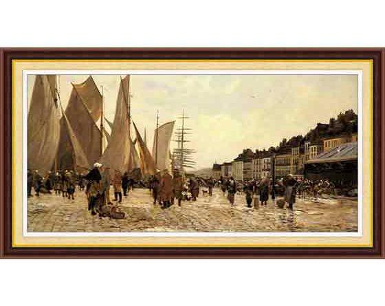 Hippolyte Camille Delpy hayatı ve eserleri
