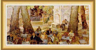 Ibrahim Çallı hayatı ve eserleri