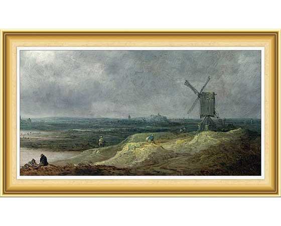 Jan van Goyen Hayatı ve Eserleri