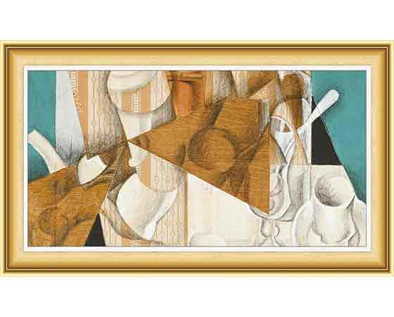 Juan Gris hayatı ve eserleri