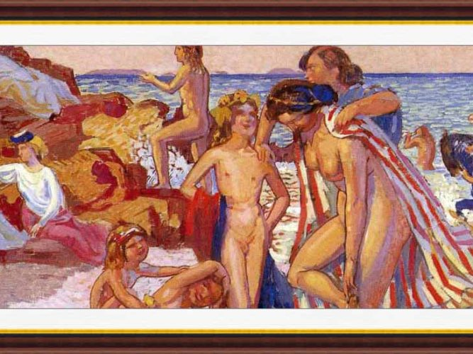 Maurice Denis hayatı ve eserleri