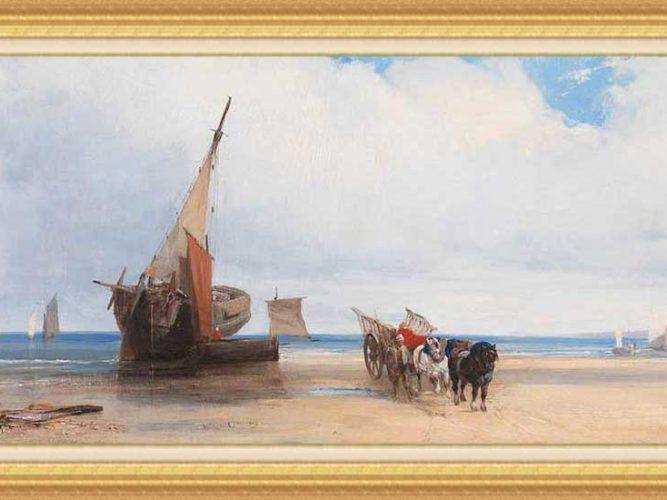 Richard Parkes Bonington hayatı ve eserleri