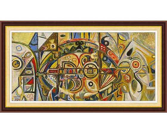 Richard Pousette Dart hayatı ve eserleri