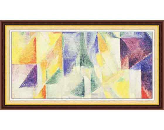Robert Delaunay hayatı ve eserleri