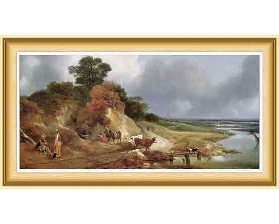 Thomas Gainsborough hayatı ve eserleri